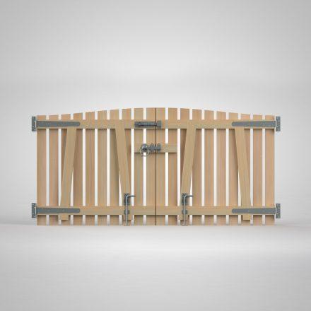 UKCR13 Driveway Gate 1200 x 2400